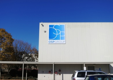 OSP Group Wall Mounted Sign